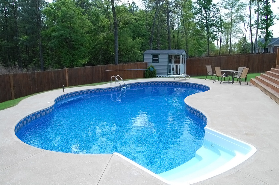 Herring pools pool types for Different types of pools